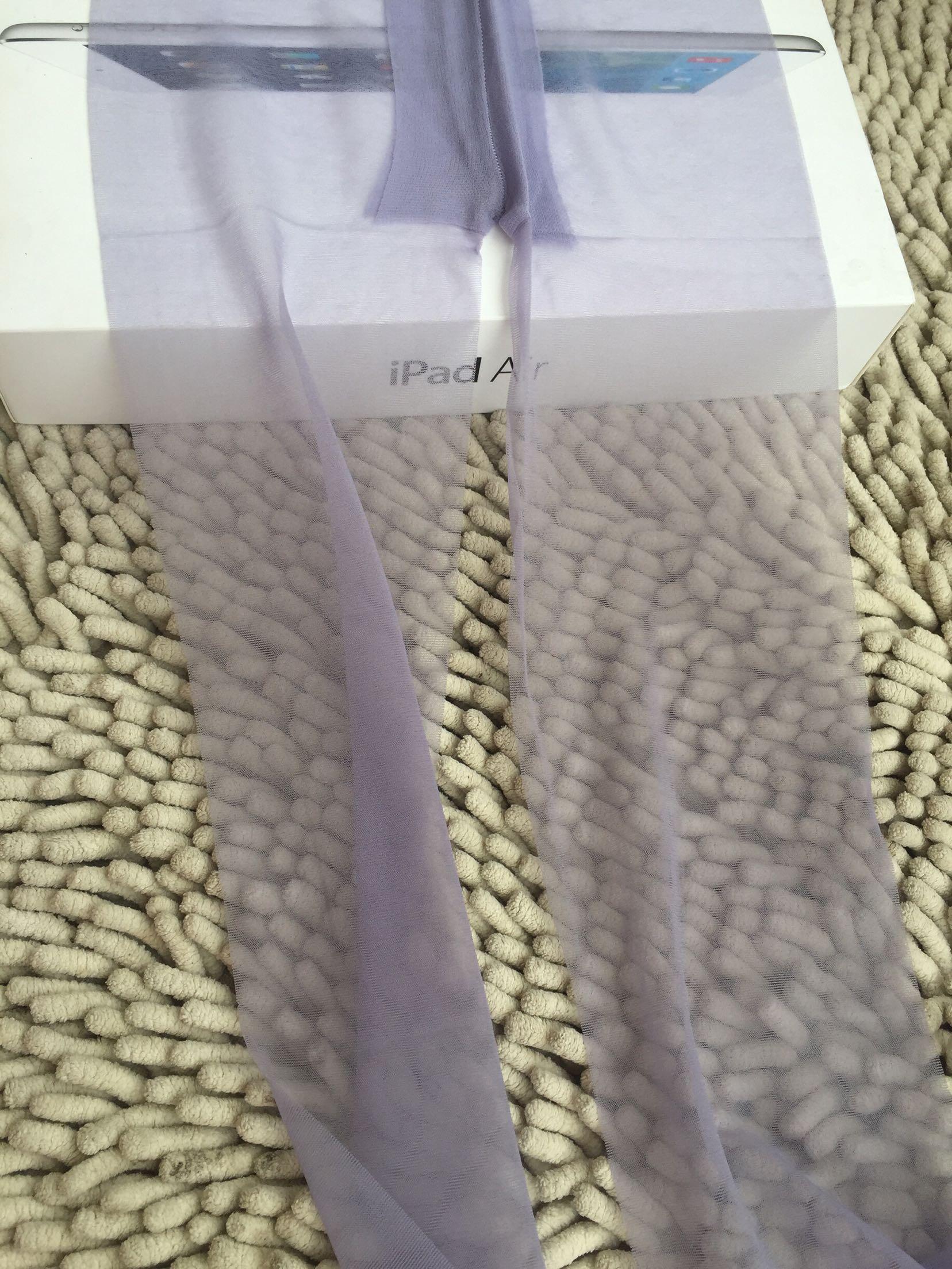 彩色透明丝袜 糖果色5D超透明隐形丝袜 彩色T裆无痕全透明连裤袜女袜子9色入_推荐淘宝好看的彩色透明丝袜