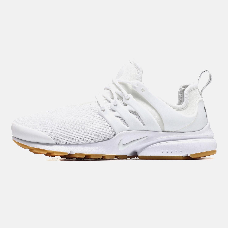 高仿耐克运动鞋 NIKE耐克女鞋休闲鞋2018新款Air Presto网面透气舒适运动鞋878068_推荐淘宝好看的女耐克运动鞋