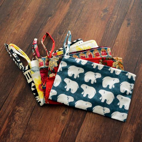 钱包 简约小钱袋清新零钱包实用小布袋收纳袋学生手机袋手拿包女_推荐淘宝好看的女钱包