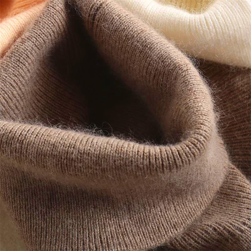 男士高领毛衣 17新款100%山羊绒衫男高领加厚套头纯色羊毛衫冬季打底毛衣针织衫_推荐淘宝好看的男高领毛衣