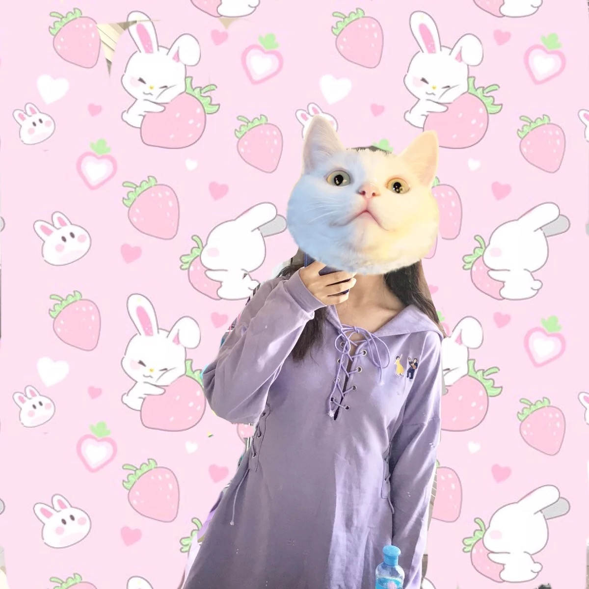 紫色连衣裙 渔自制 一曲一舞 紫色刺绣卫衣学院风连衣裙_推荐淘宝好看的紫色连衣裙