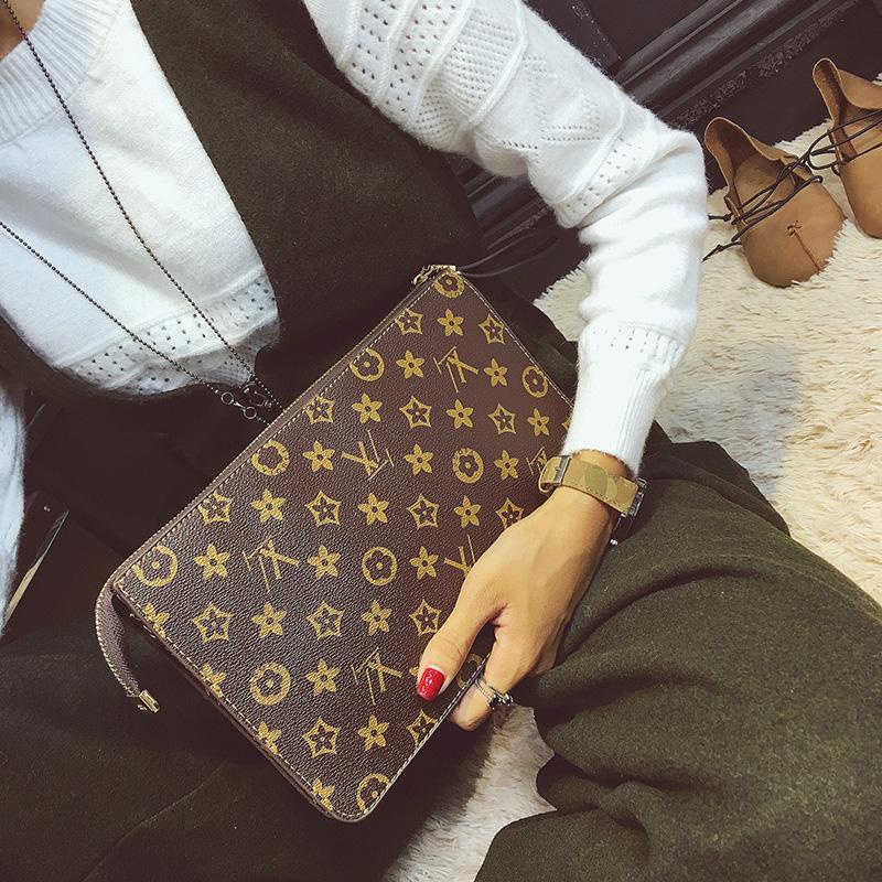 lv最新款钱包 新款手拿包明星同款大牌包包M47542老花钱包手机包男女同款v-lv68_推荐淘宝好看的女lv新款钱包