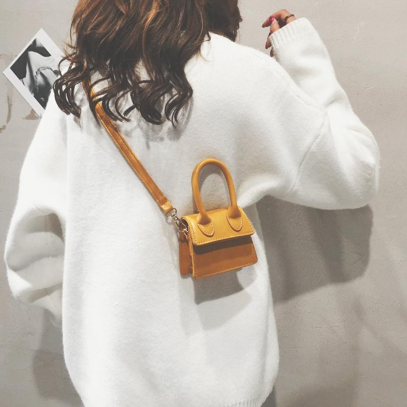 单肩复古手提包 kumayes小包包女2018新款韩版港风复古超迷你单肩包斜跨手提小包_推荐淘宝好看的单肩复古手提包