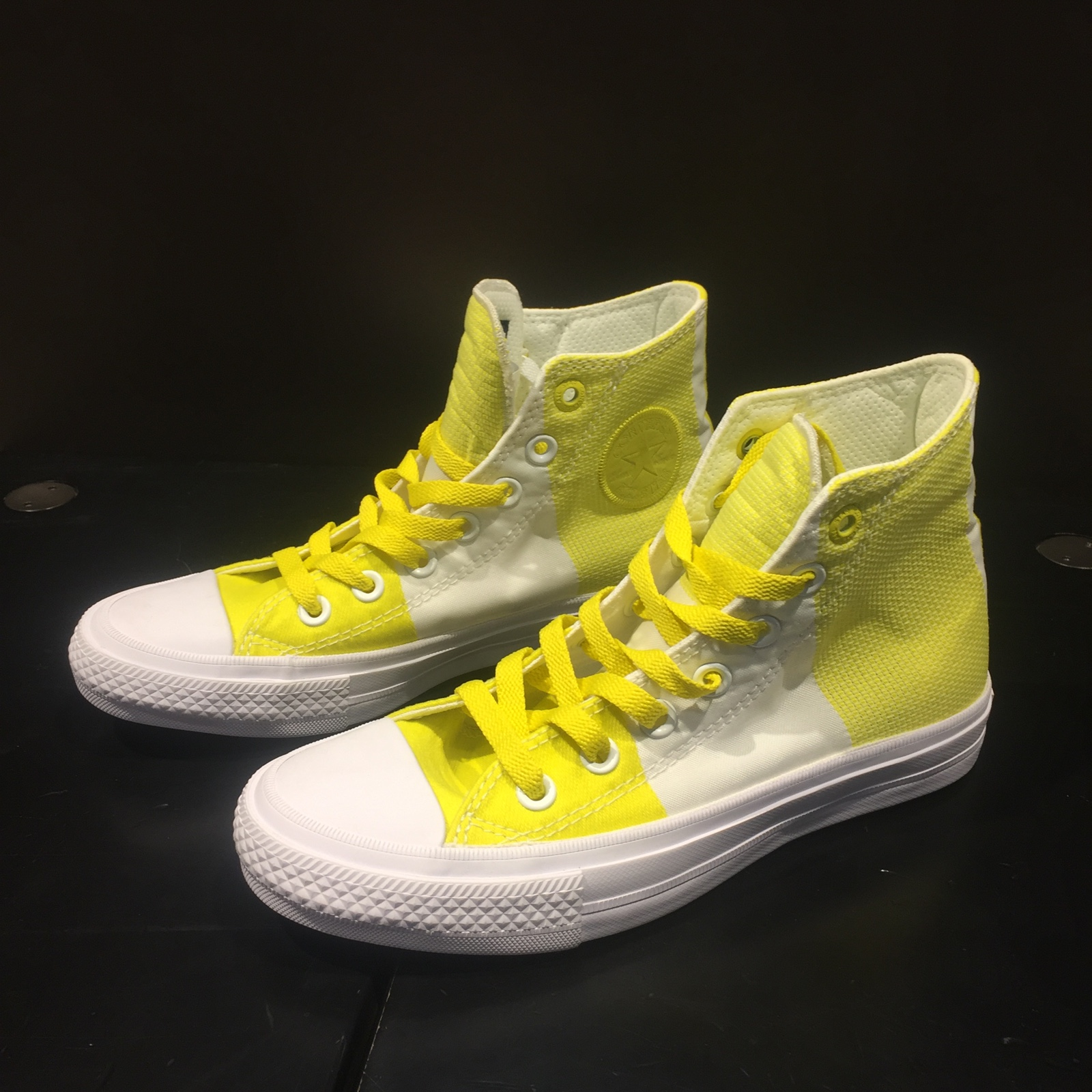 匡威新款帆布鞋 Converse匡威新款二代Chuck II撞色拼接高帮男女运动帆布鞋155417_推荐淘宝好看的女匡威新款帆布鞋