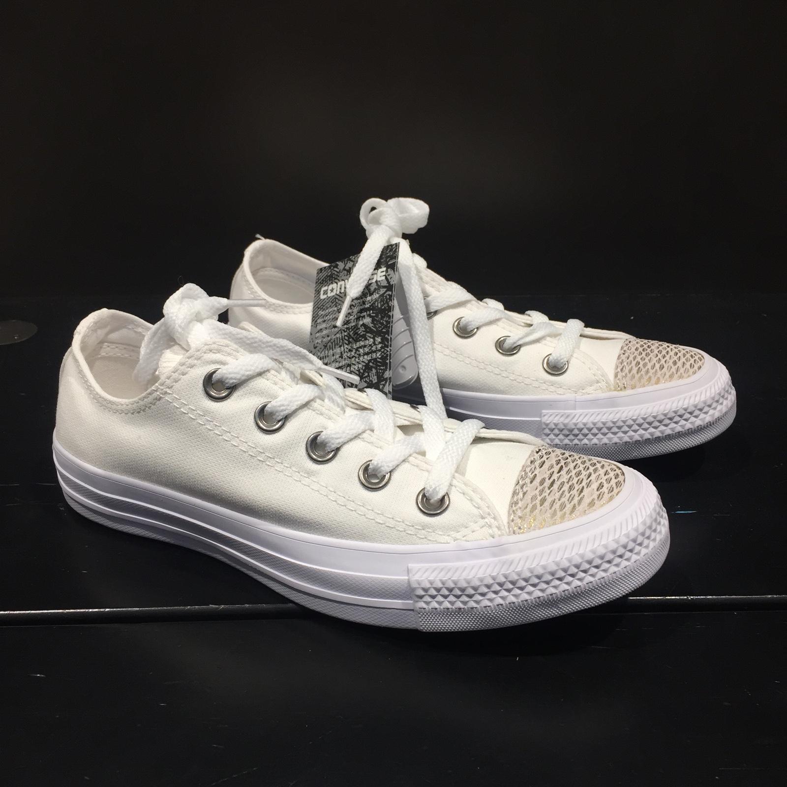 匡威新款帆布鞋 Converse匡威女鞋新款运动鞋耐磨透气休闲鞋帆布鞋557985_推荐淘宝好看的女匡威新款帆布鞋