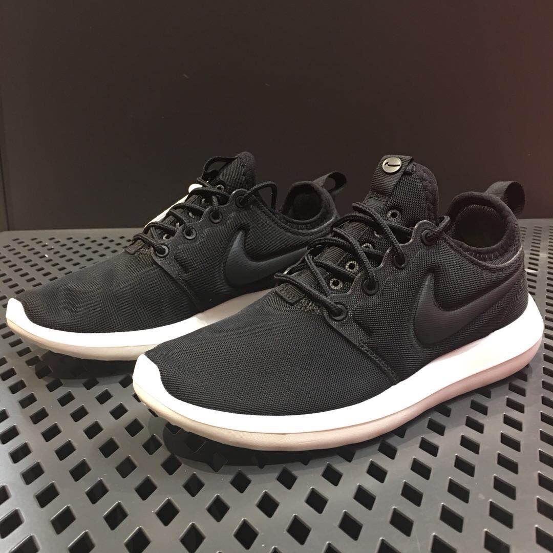 耐克女运动鞋 耐克 耐克Roshe Two女子运动跑步鞋844931 002_推荐淘宝好看的女耐克女运动鞋