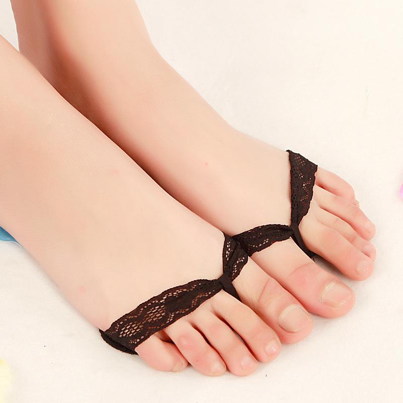 丝袜高跟鞋 6双包邮凉鞋袜子防滑防脚痛高跟鞋隐形袜套脚垫袜垫船袜女袜子_推荐淘宝好看的女袜高跟鞋