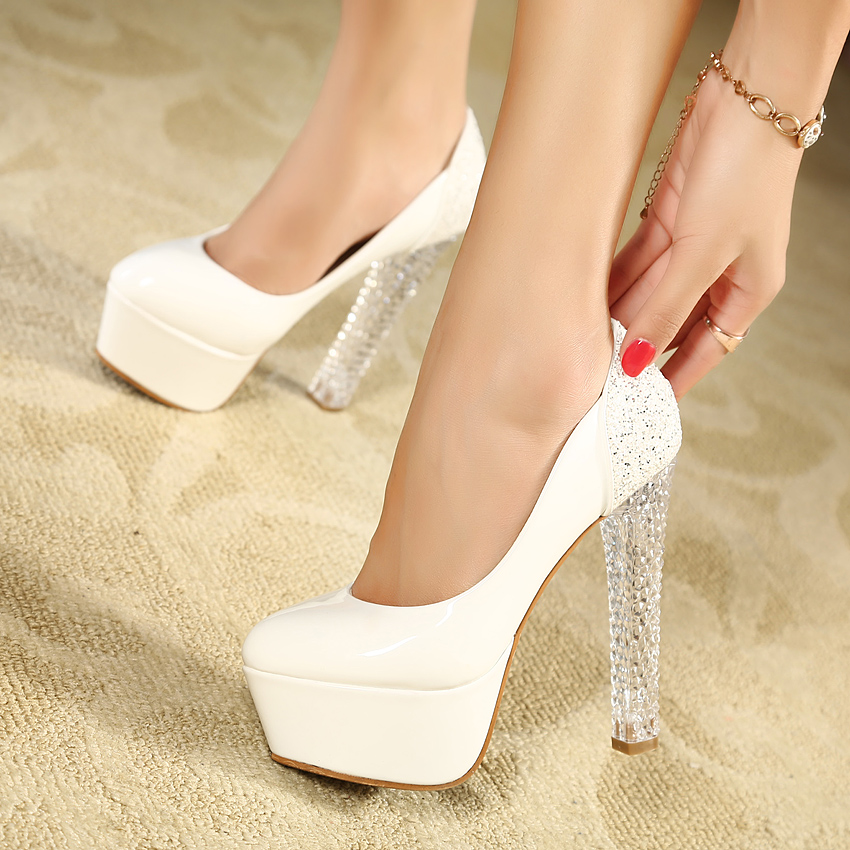 Cheap Wedding Shoes For Bride 010 - Cheap Wedding Shoes For Bride
