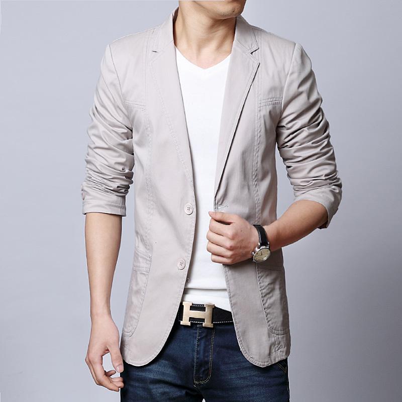 森马2014秋季新款男装潮流小西装男士韩版修身外套加大码休闲西服图片