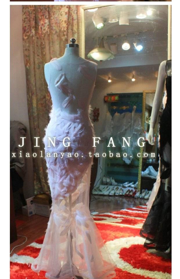 Вечернее платье The Jing Fong wedding dress Pavilion 032 2014 The Jing Fong wedding dress Pavilion