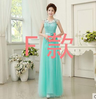 Вечернее платье «Аренда смокинг» тосты длинные корейские платья, вечерние носить strappy синий платья плюс размер тощий
