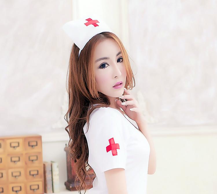 包邮情趣内衣性感穿着女式大码做好v性感角色扮演套装情趣服成人丝袜护士制服爽图片