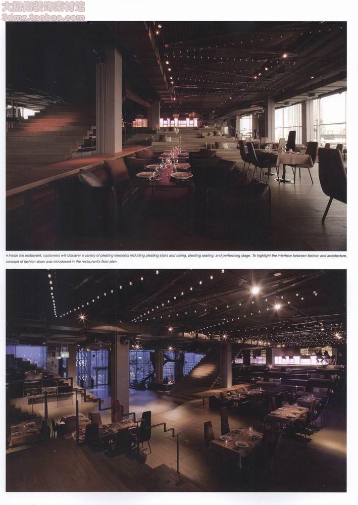 室内装修设计效果图片国外主题餐厅个性餐饮咖啡酒吧夜店