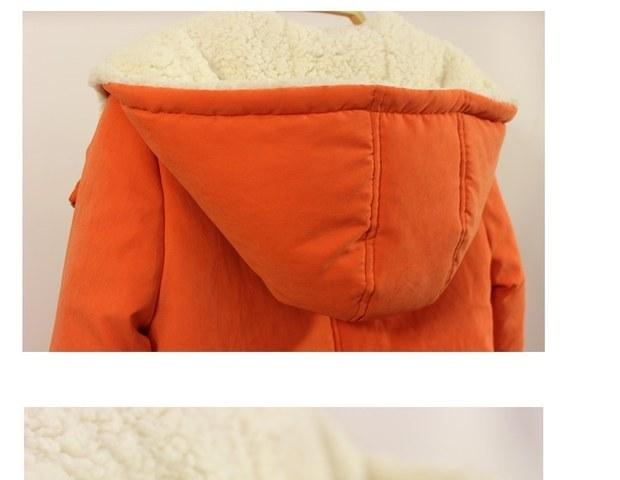 Женская утепленная куртка Baoxiner 9049