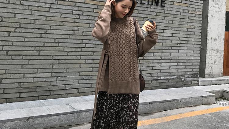 今年秋冬的毛衣,我只买这四件
