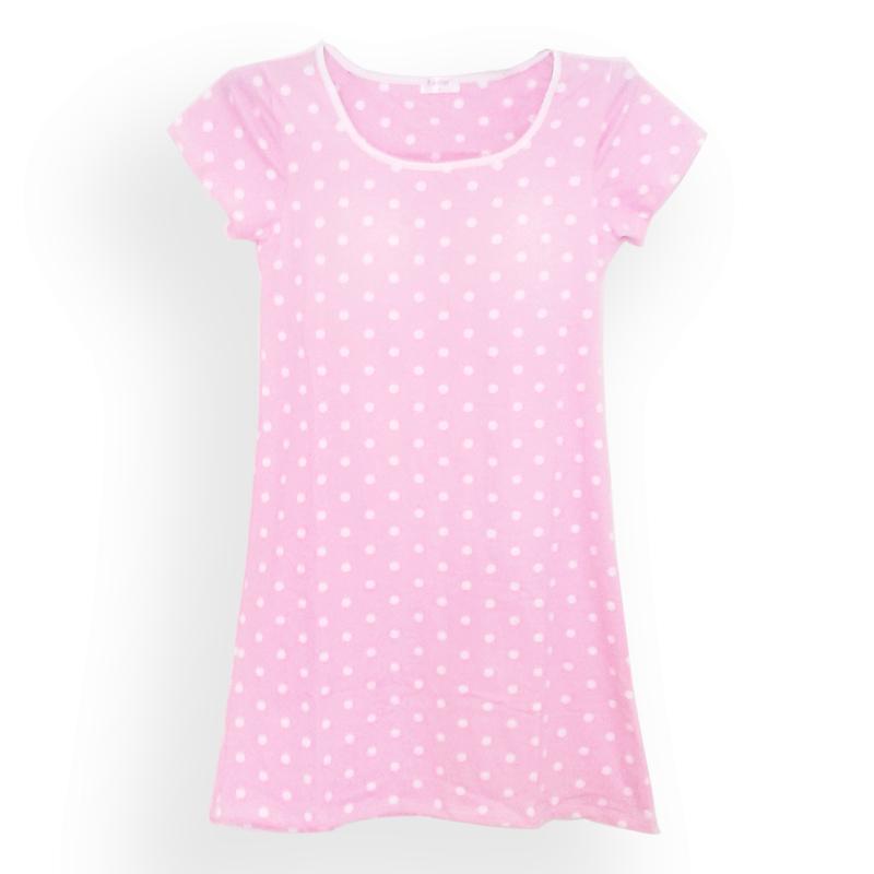 Ночная рубашка «Фирменные» модальных/хлопок бюстгальтер бесплатно и полтора скольжения в Ночная рубашка,