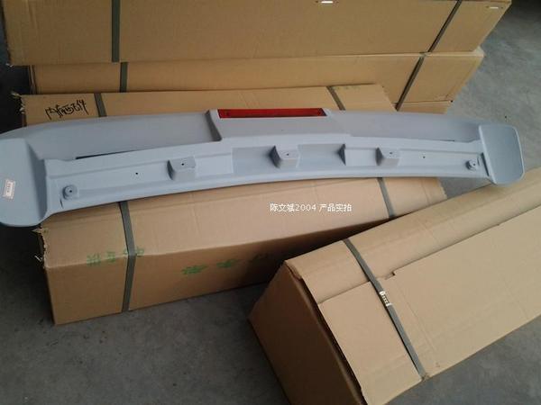 福克斯尾翼 两厢st 07 12年 经典福 定风翼 优质abs 高位高清图片