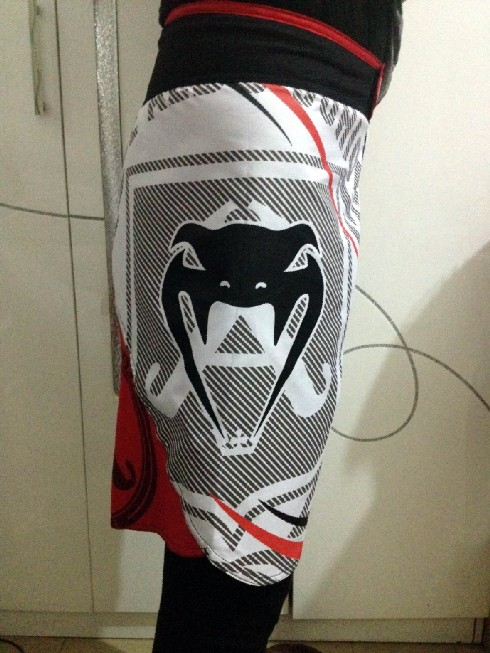"Спортивные шорты MMA VENUM ""JOS ALDO UFC LTD EDITION"" FIGHTSHORTS"