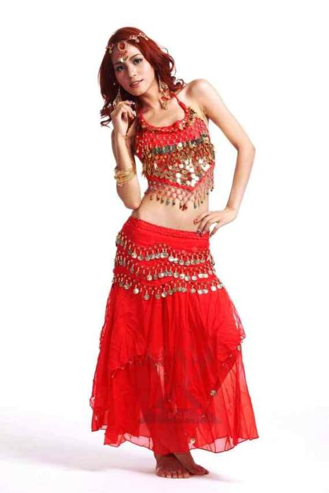 костюм для танца живота Wuchieal qc0509 Ladies Belly Dance Costumes Women Dancing Clothes Clothing