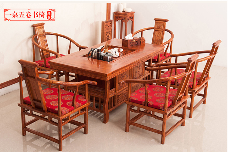 стол Wood antique furniture