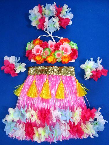 костюм для гавайского танца Lara 0011 40