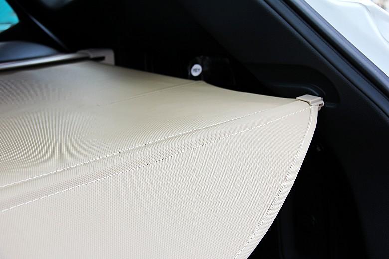 跑现代IX35途胜专用后备箱遮物帘遮物挡板隔板汽车改装高清图片