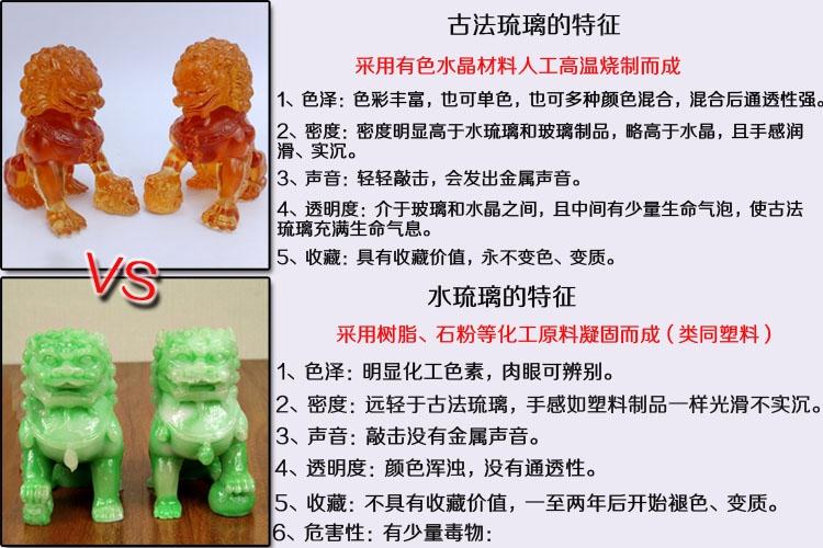 Другие украшения Открытие новоселье подарок идеи бизнес богатство настольных украшения пользовательских Fulin стекло ремесла гармоничного золотая жаба