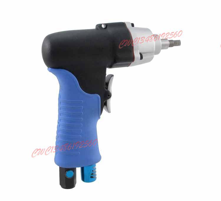 Ударный гайковёрт 1/4 Тайвань импорта маленький пистолет пневматический пистолет триггера/прямой ключ/воздуха/гаечный ключ/ключ/Воздух гайковерт воздуха