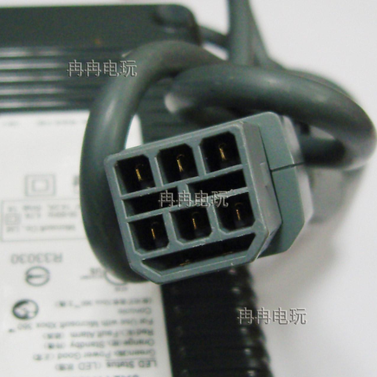 Зарядное устройство для XBOX Оригинальные Xbox360 питания толщиной машины оригинальные 220V мощности питания универсальный 360 один 65 внутренних хост 175W