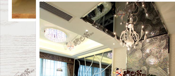 装修设计图家装效果图现代简约风格套图室内设计资料房子