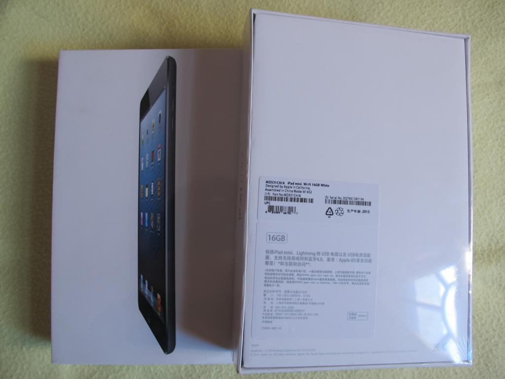 Планшет Apple  Ipad Mini(16g)wifi Ipadmini1