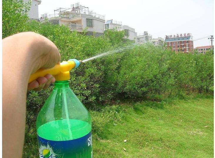 喷头喷枪饮料瓶矿泉水瓶通用 原价4.50元 现价4.50元包邮抢购专卖店图片