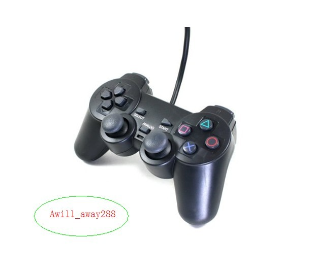 Джойстик Sony PS2 PlayStation Dual Shock Controller Sony