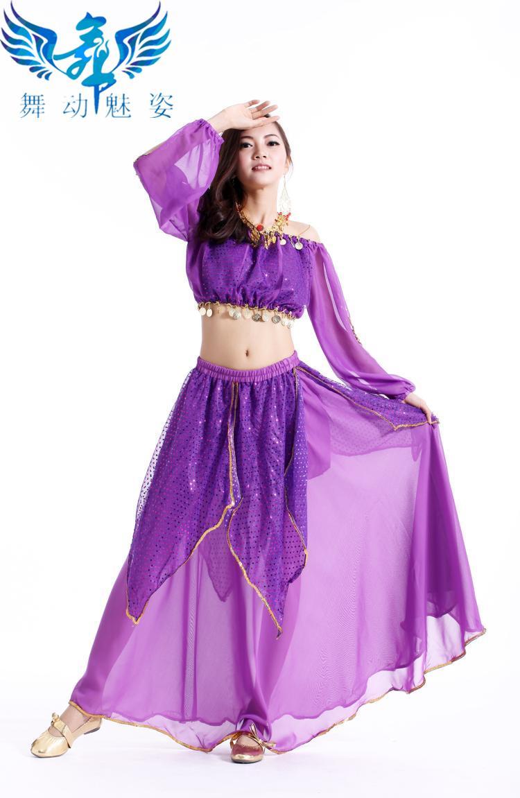 костюм для танца живота Dancing charm and attitude