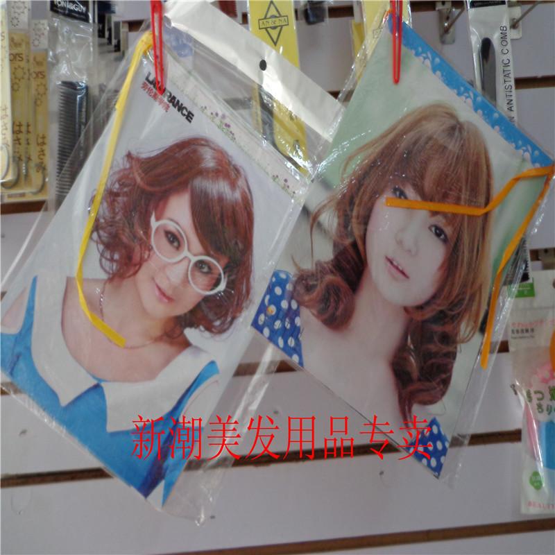 新货到2014最新美发吊旗 发型吊画 拉画 串画 图片横挂式竖挂式图片