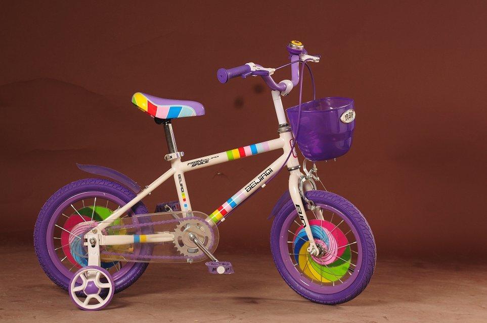 Детский велосипед Маргарет Беккет-Ци принцесса Радуга Детский велосипед велосипеды детей для мальчиков 12/14/16 дюйма частей пакета почты