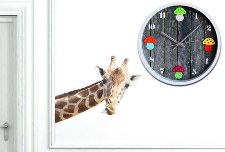 Настенные часы Myth Square 3D