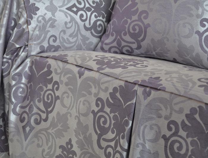 Накидка для дивана Классический Европейский стиль фиолетовый дома полотенце полотенце диван Обложка диван диван чехла Slipcover может быть настроен
