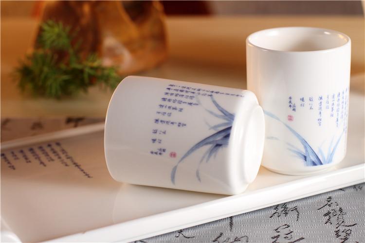 Набор для чайной церемонии Mowen ceramics