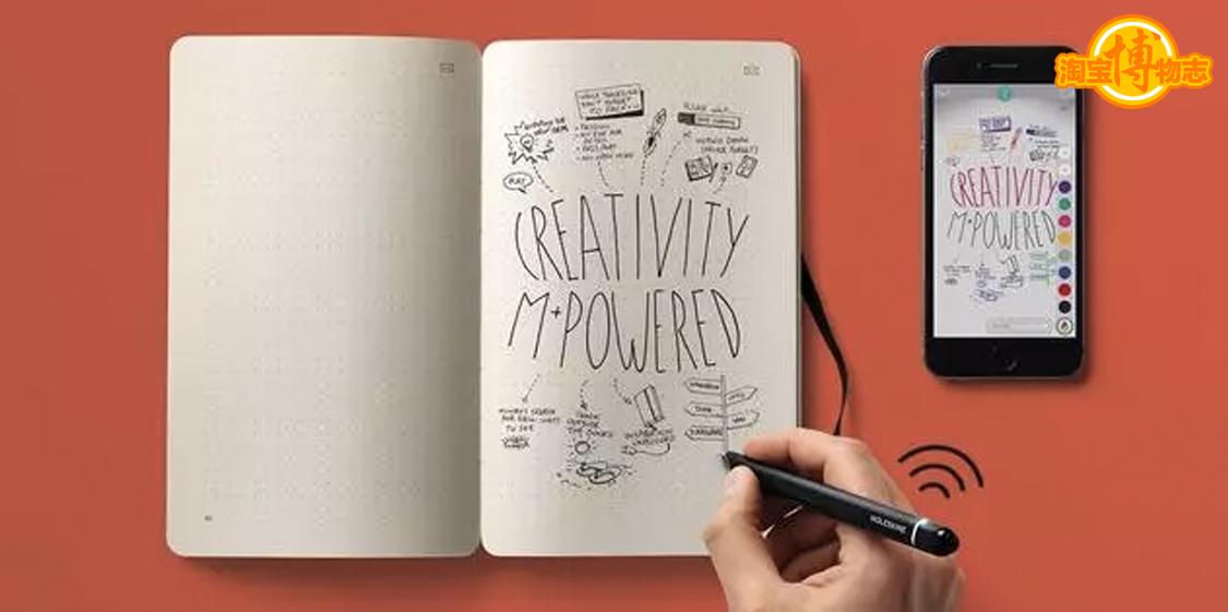 智能书写本——随意涂鸦,也能被永久保存!