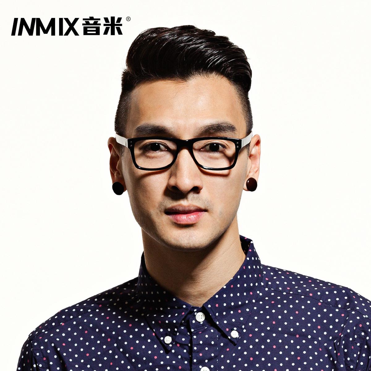 男生韩式纹理烫发型