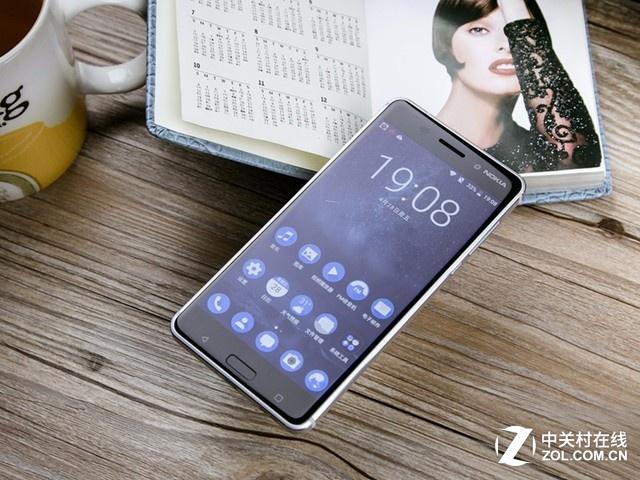 诺粉福音:诺基亚6一代推送安卓8.0更新