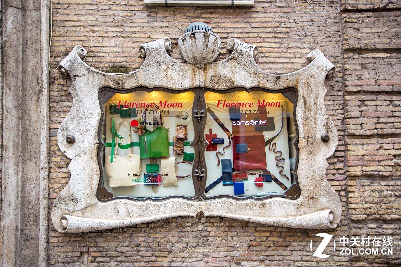 大C游世界 意大利人民广场的街