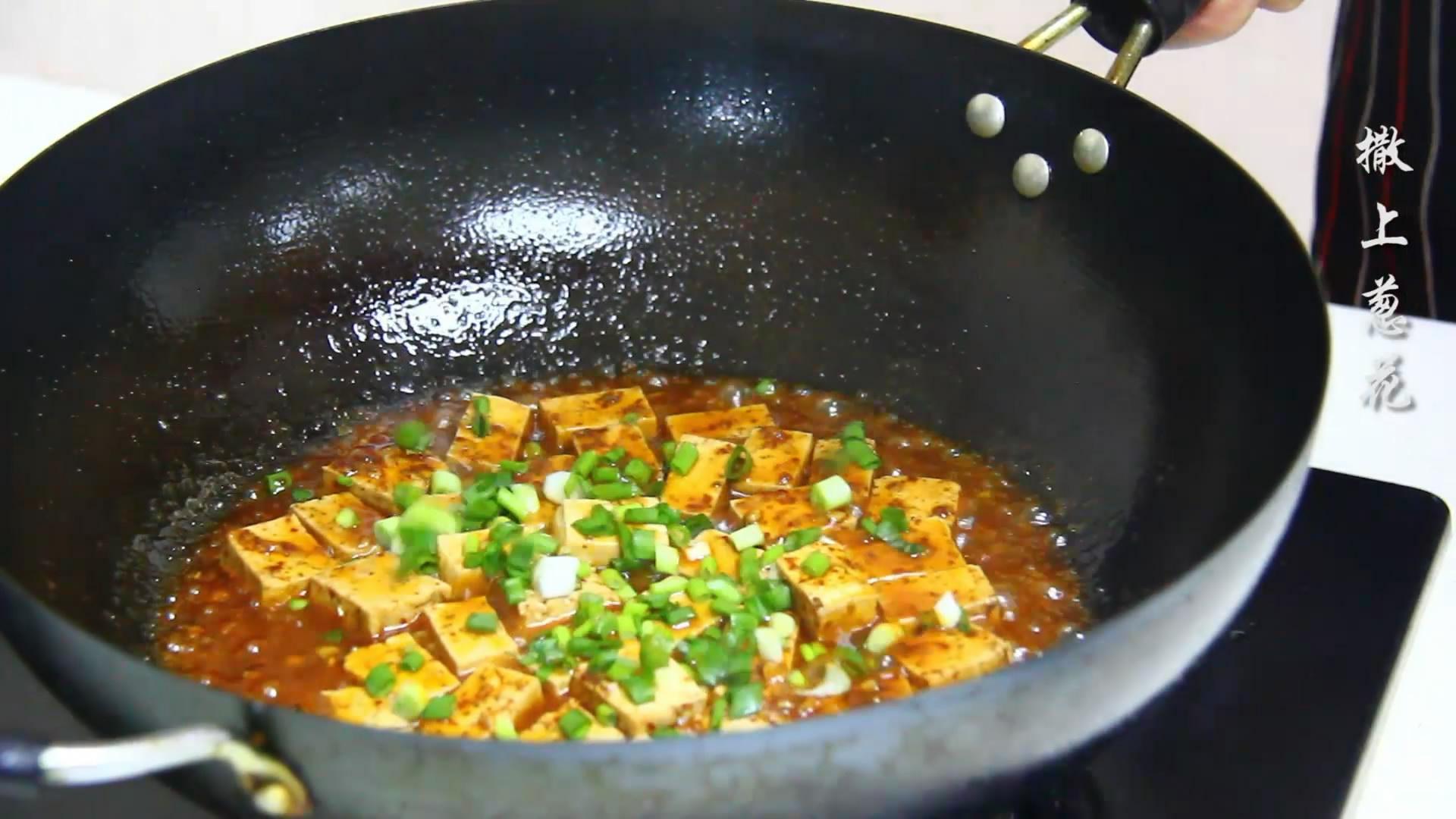 四大川菜之麻婆豆腐