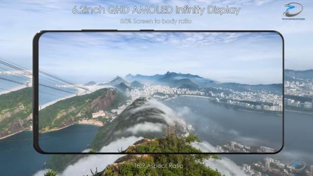诺基亚10渲染图曝光 后置五摄霸气十足