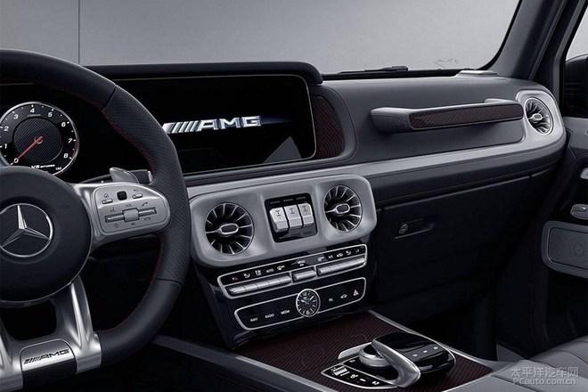 暴力硬汉 AMG G63 Edition 1官图发布