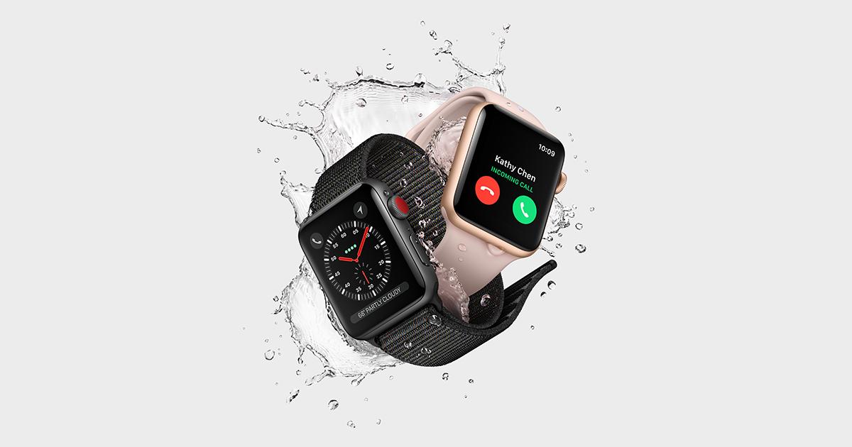 Apple Watch马上可以打电话了,联通即将开通eSIM业务