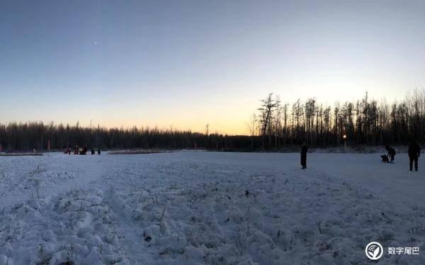 去最北方,感受冬日艳阳