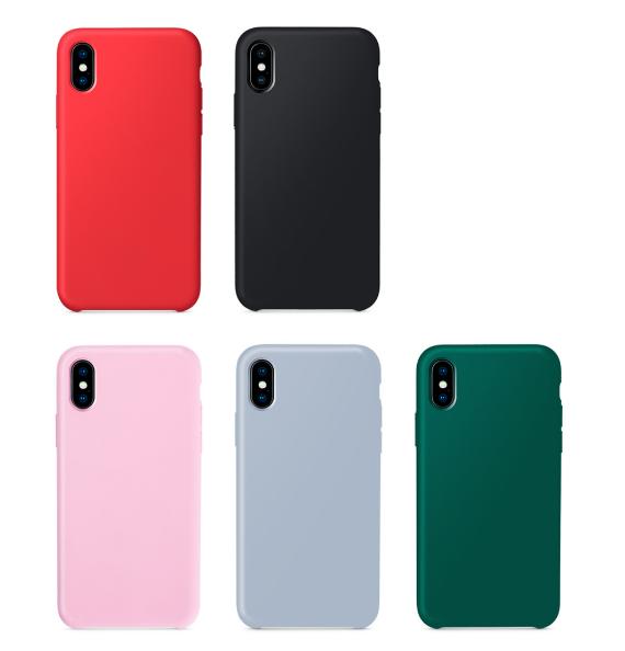 69元!有品上架iPhone X液态硅胶保护壳