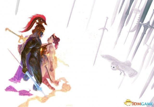 《英雄联盟》原画大神最新艺术图